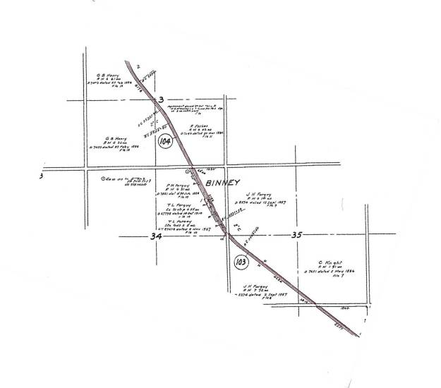 Binney Map
