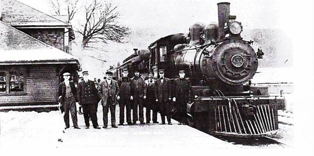 Engine 494